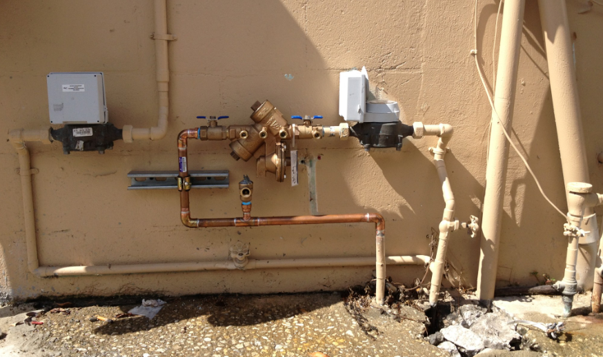plumbing leak sarasota